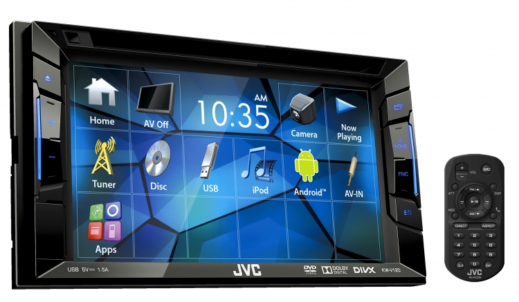 KW-V120M |Multimedia Receivers|JVC Singapore - Products -