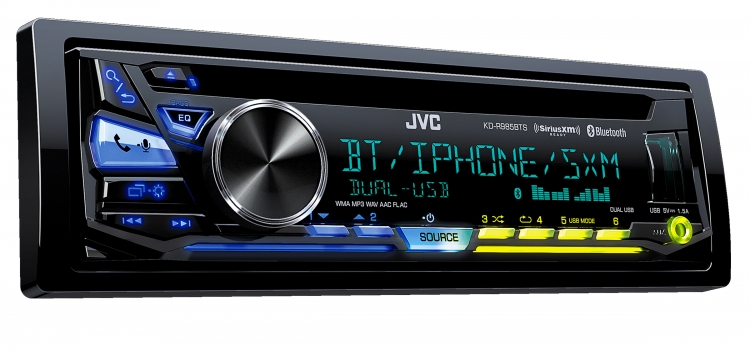 kd r985bts in dash receivers jvc usa products rh us jvc com JVC User Manual KD- G430 Motorcycle JVC Car Stereo User Manual