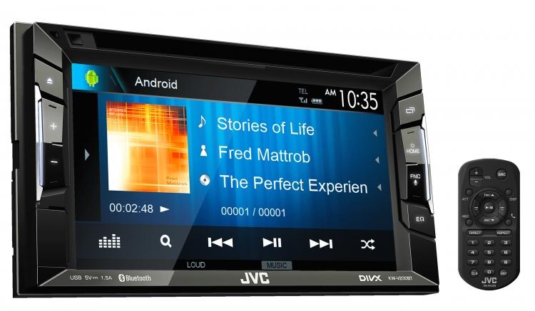 KW-V230BTM  Multimedia Receivers   Car Audio   JVC Singapore