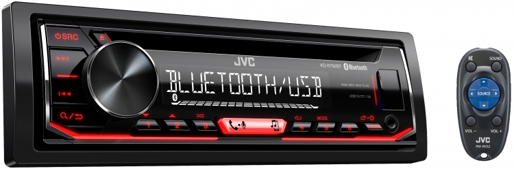 KD-R792BT|Car Audio|JVC - Middle East & Africa - Products -