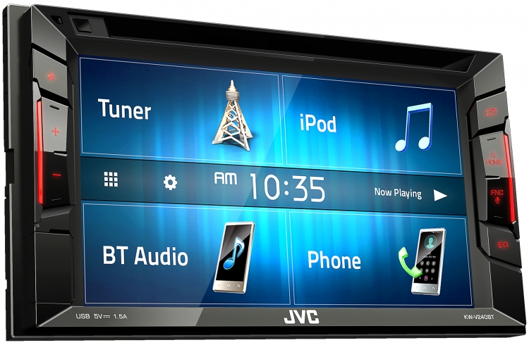 Kenwood Touch Screen Car Stereo Manual - Best Screen 2018