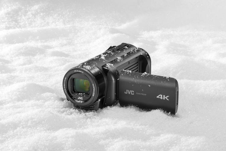 GZ-RY980H on snow