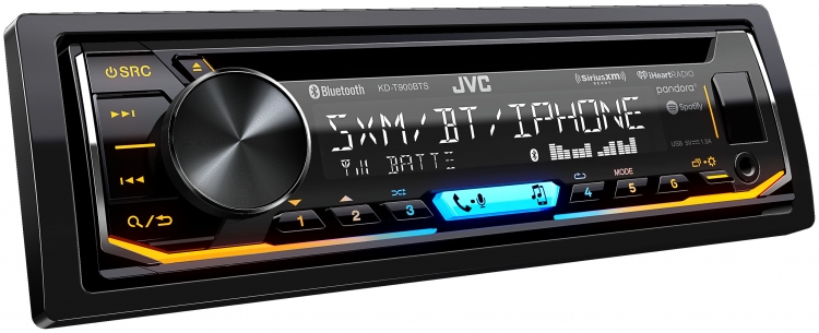KD-T900BTS|In-Dash Receivers|JVC USA - Products -