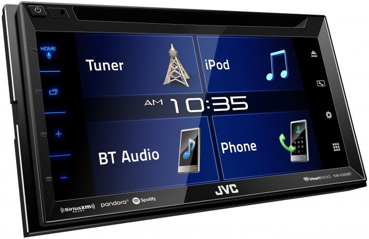 Kw V350bt Multimedia Jvc Usa Products